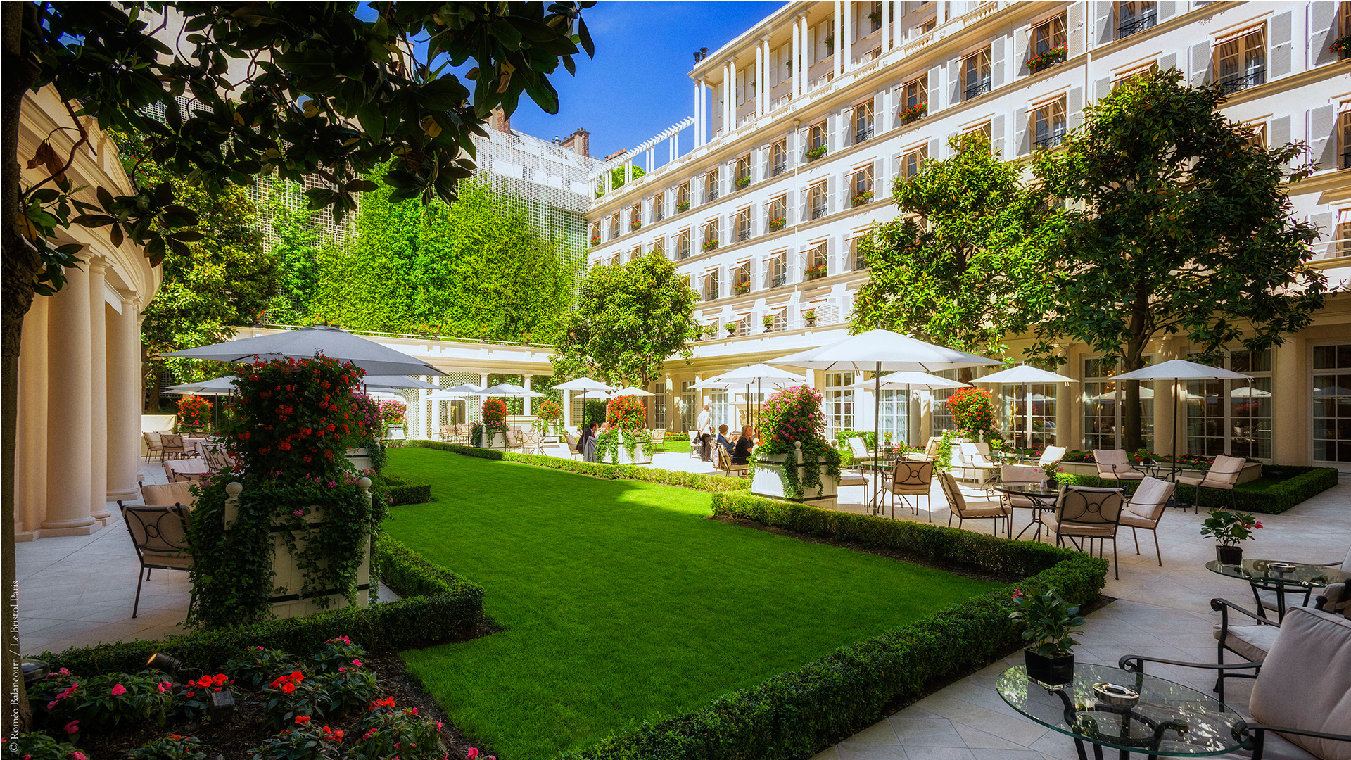 Bristol Hotel Paris Spa