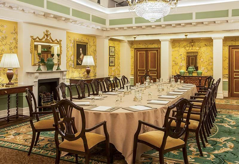 The Lanesborough London The Westminster Room