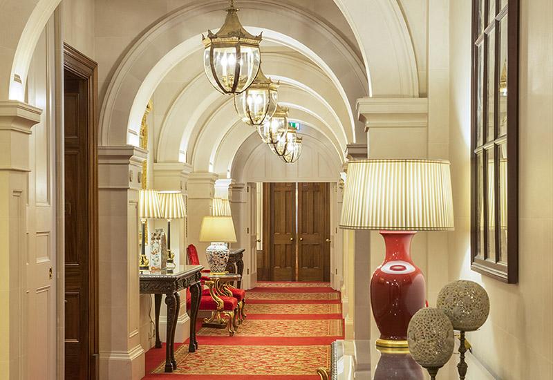 5 Star Luxury Hotel In London The Lanesborough