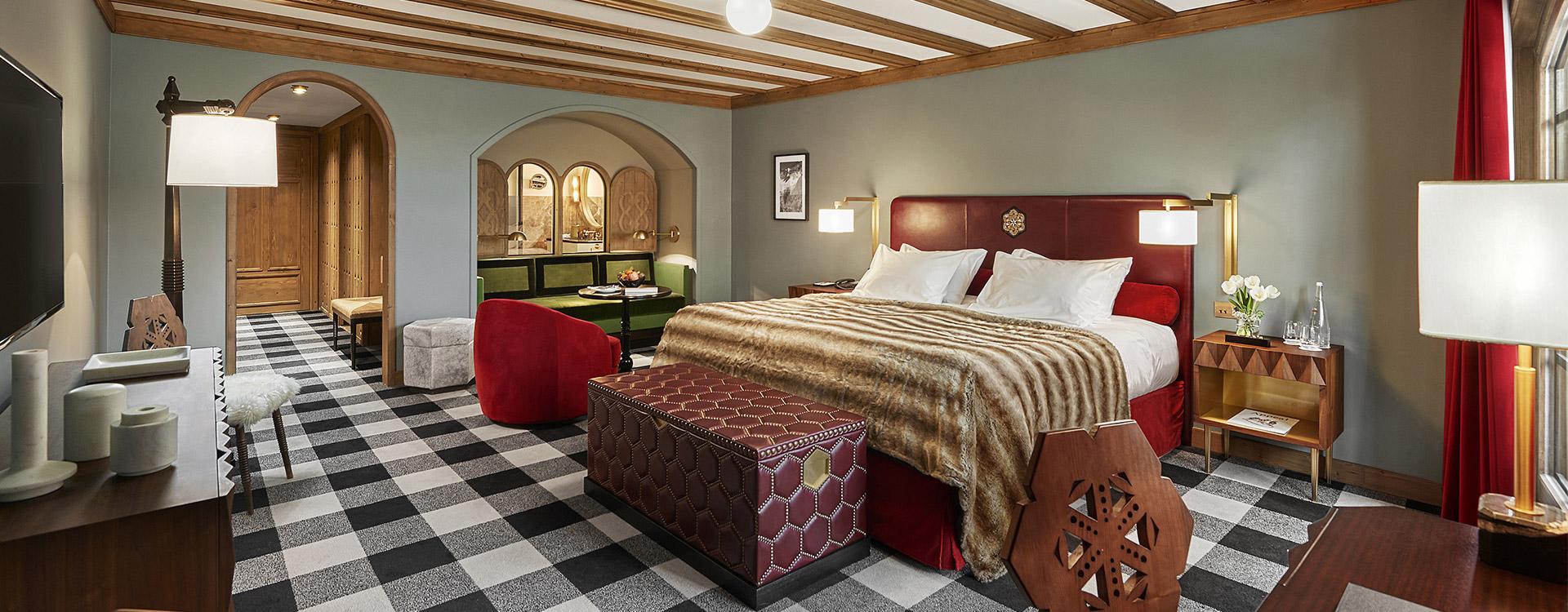 Deluxe Junior Suite L Apog 233 E Courchevel Hotel