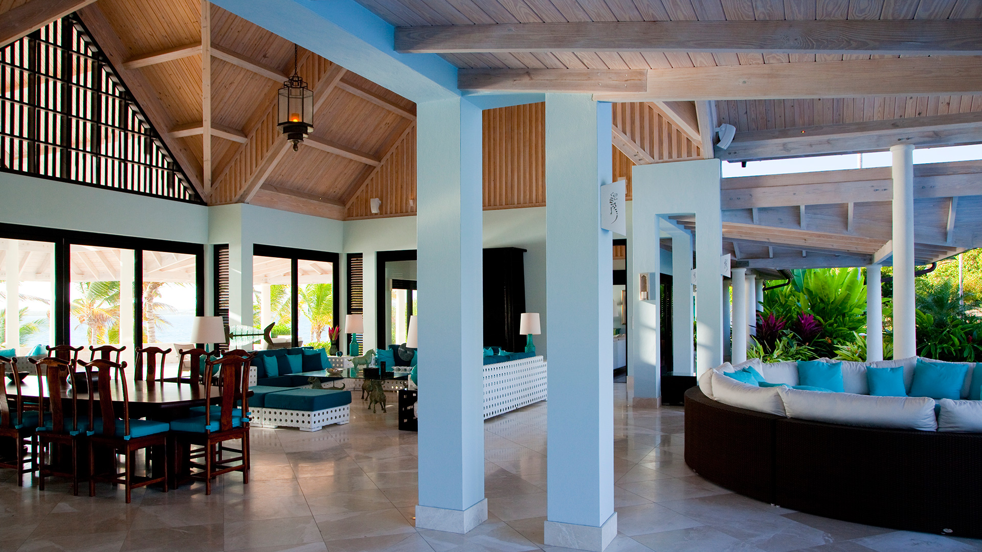 Lazy Lizard Private Home | Jumby Bay Island Antigua