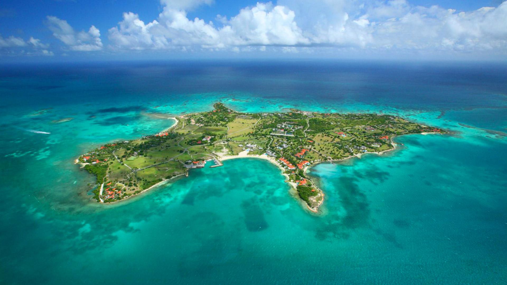 Private Island In Antigua Jumby Bay Resort