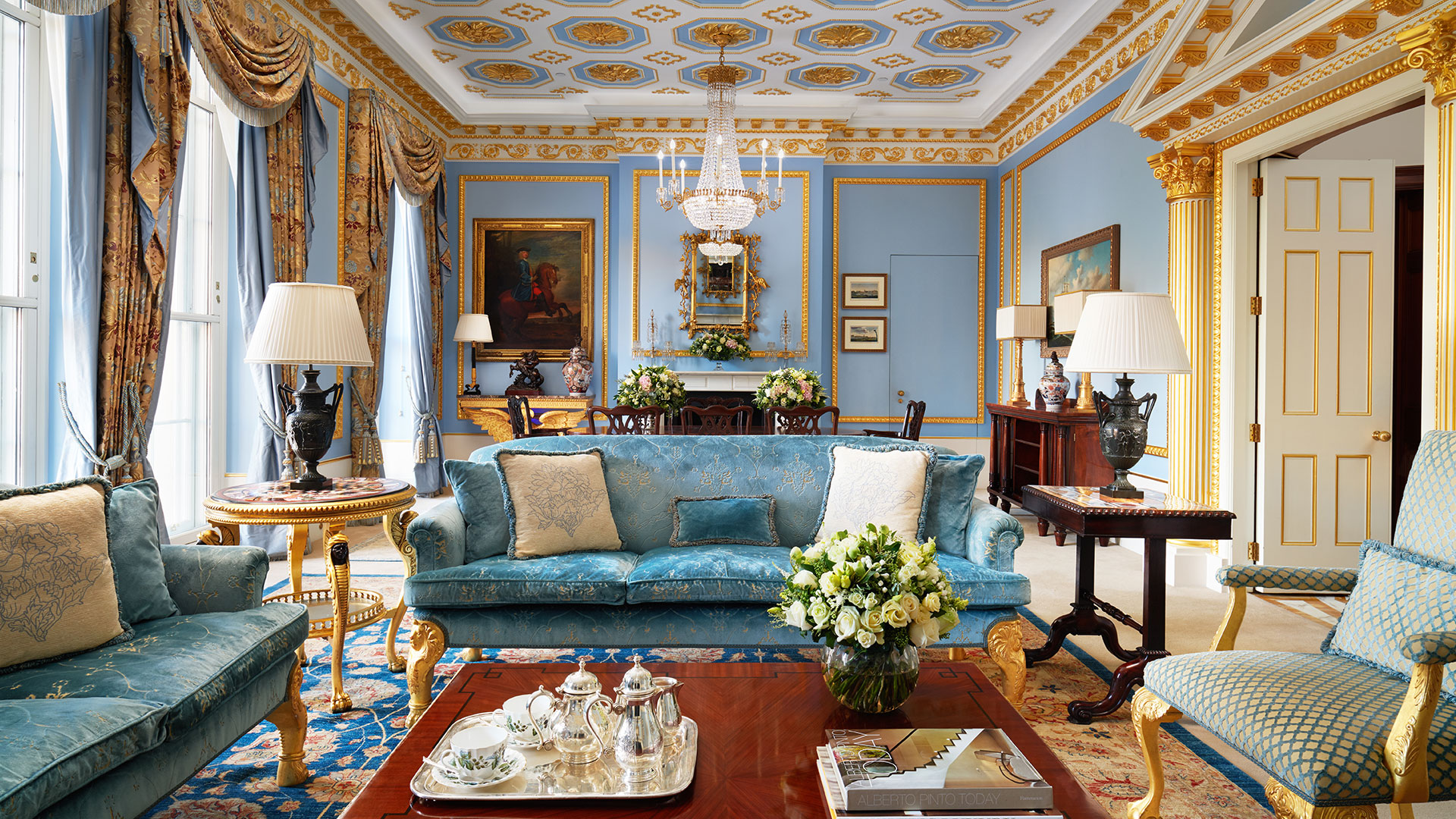The Royal Suite 5 Star Hotel The Lanesborough