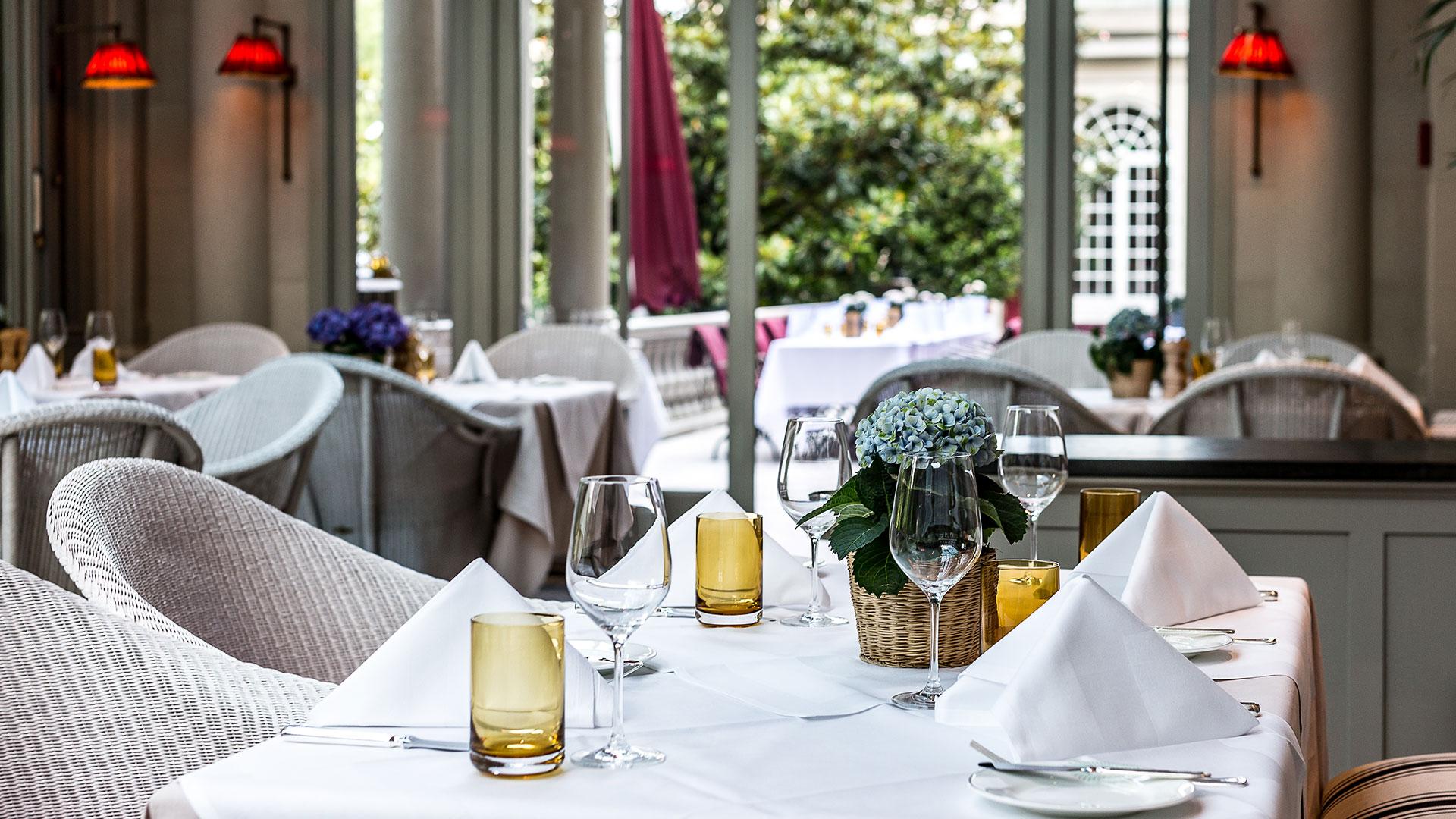 Wintergarten Restaurant Restaurant In Baden Baden