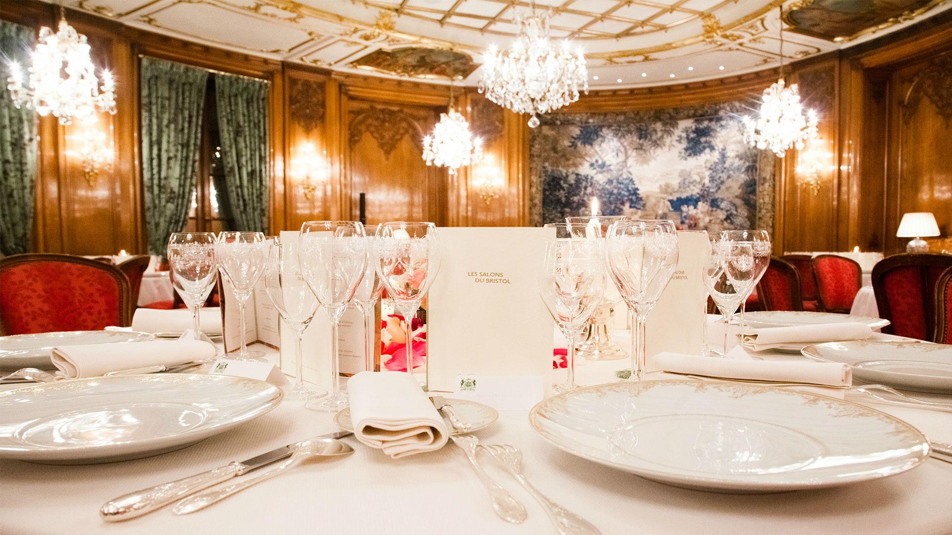 Luxury Wedding Venue in Paris | Le Bristol Paris