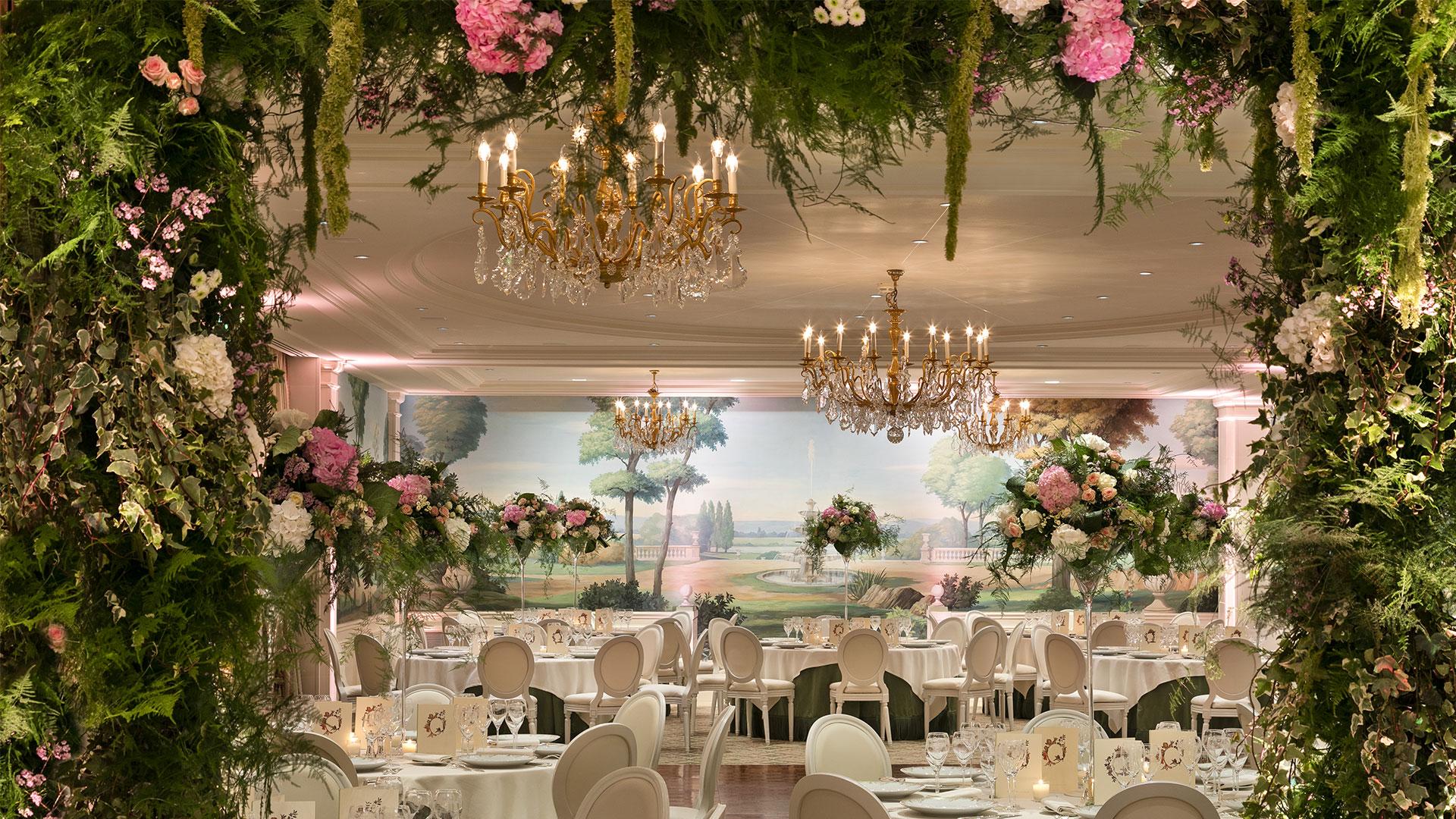 Luxury Wedding Venue In Paris Le Bristol Paris