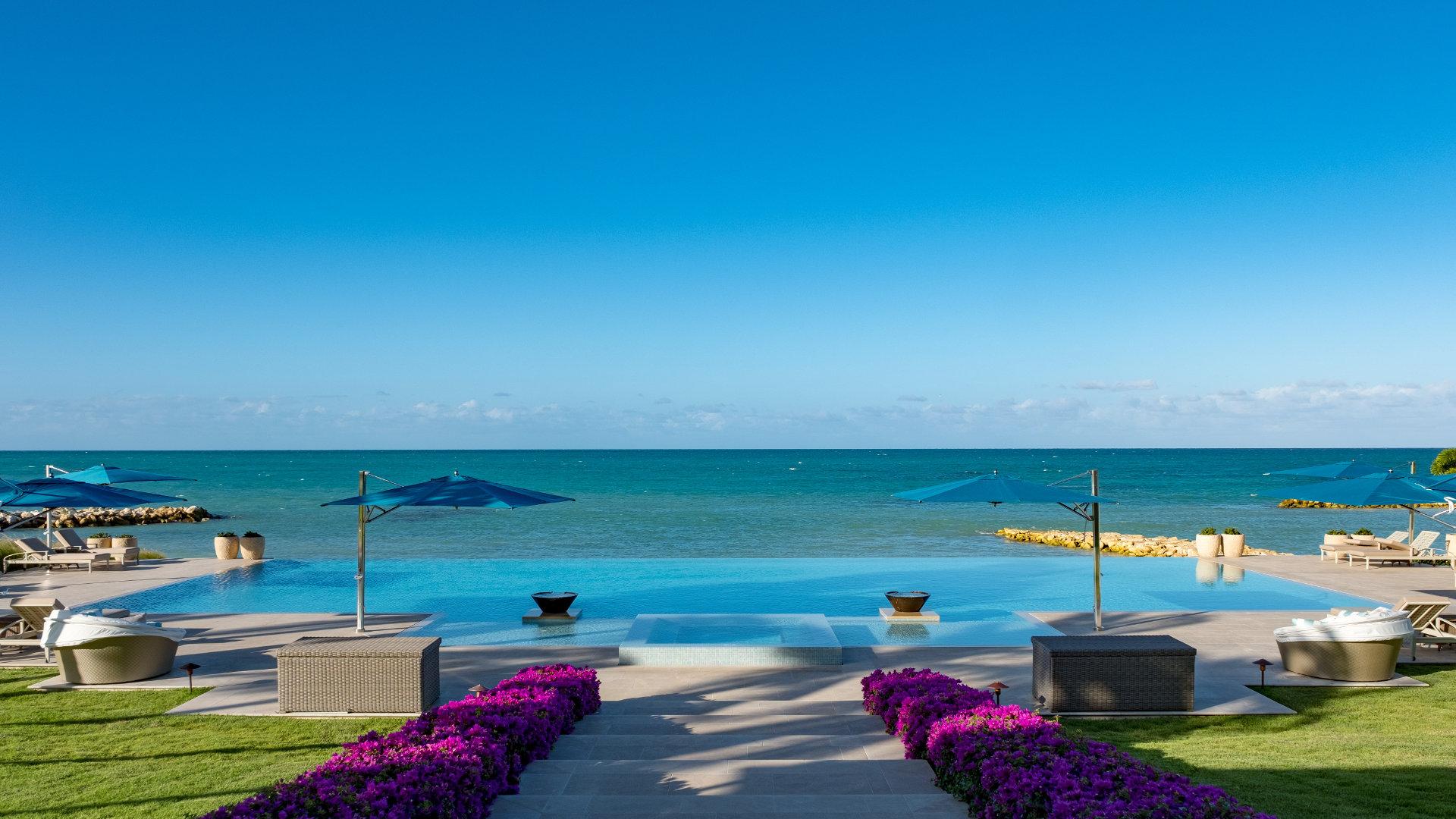 Luxury Estate Homes Jumby Bay Island