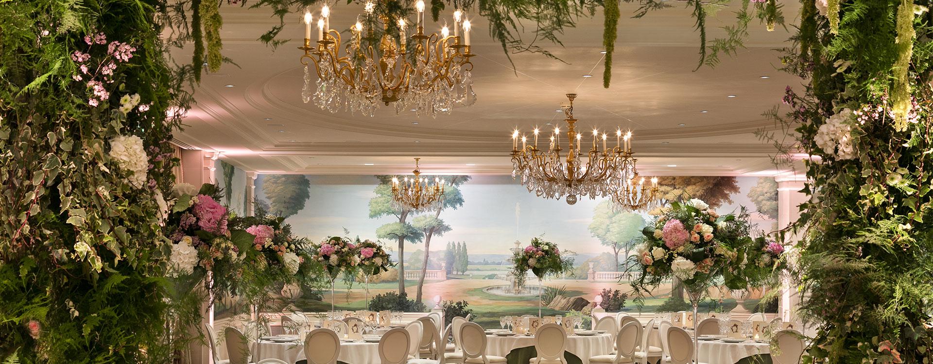 Meetings Luxury Event Venues In Paris Le Bristol