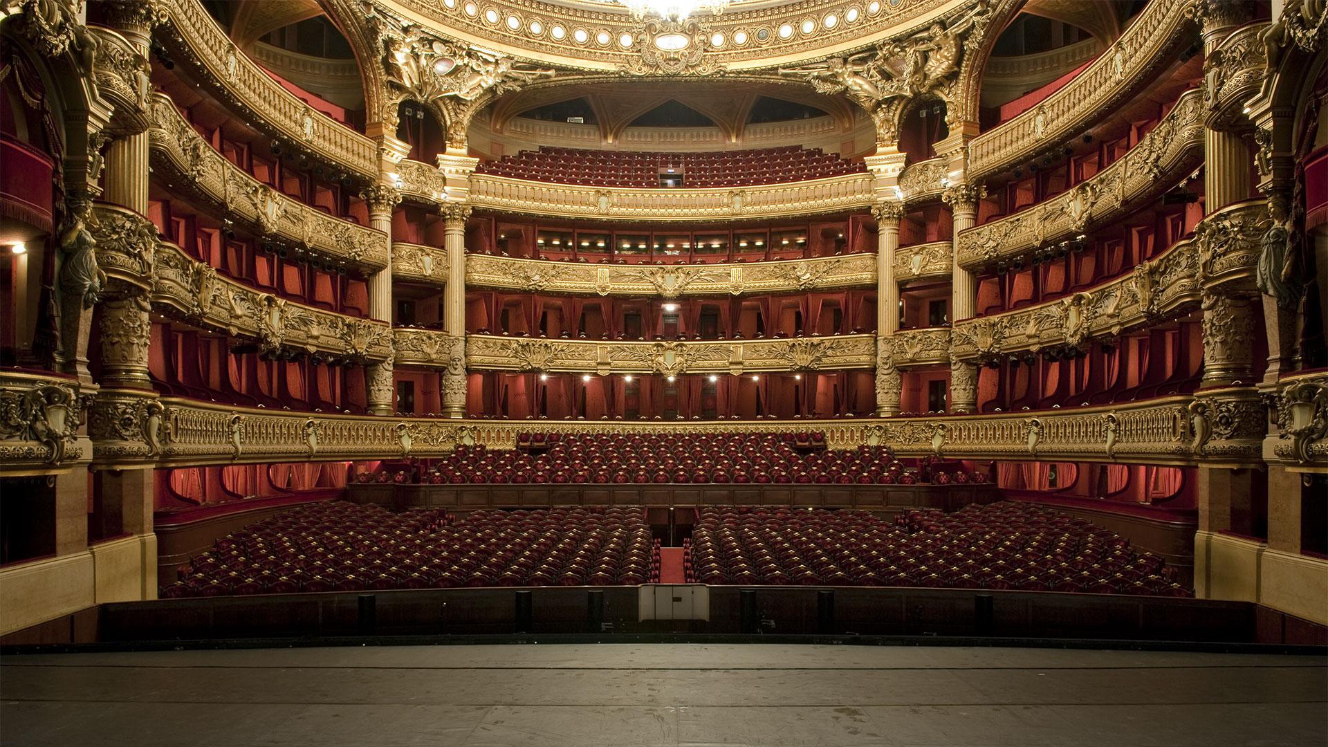 Opera De Paris 350th Birthday Gala