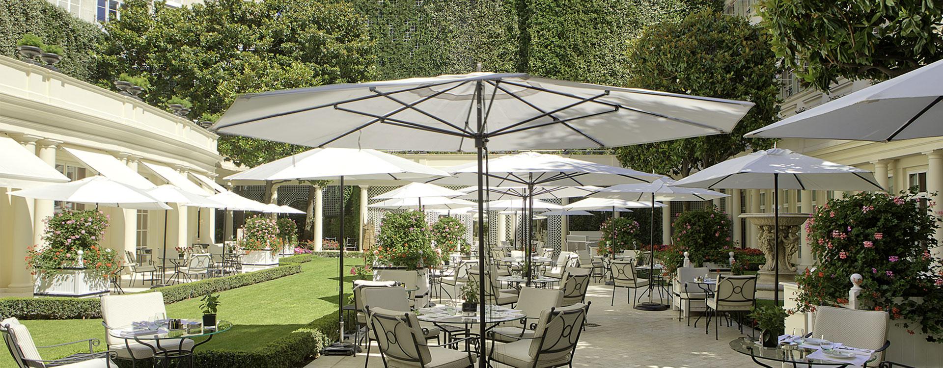 Le Jardin Français - Restaurant in Paris | Le Bristol