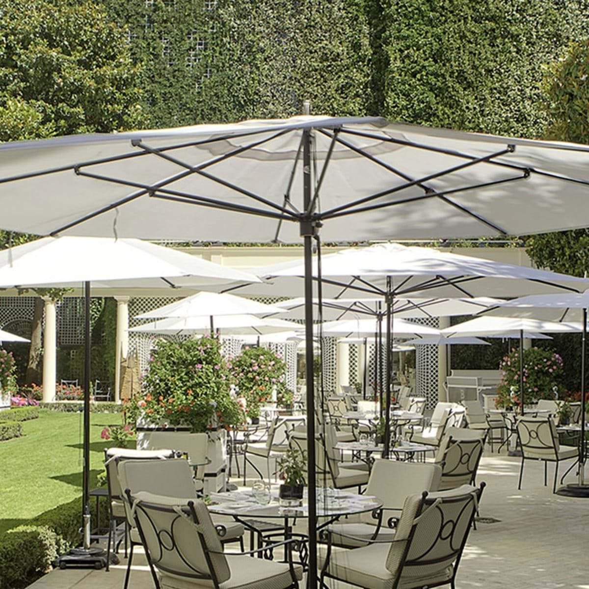 Le Cafe Jardin Antibes: Le Jardin Français - Restaurant In Paris