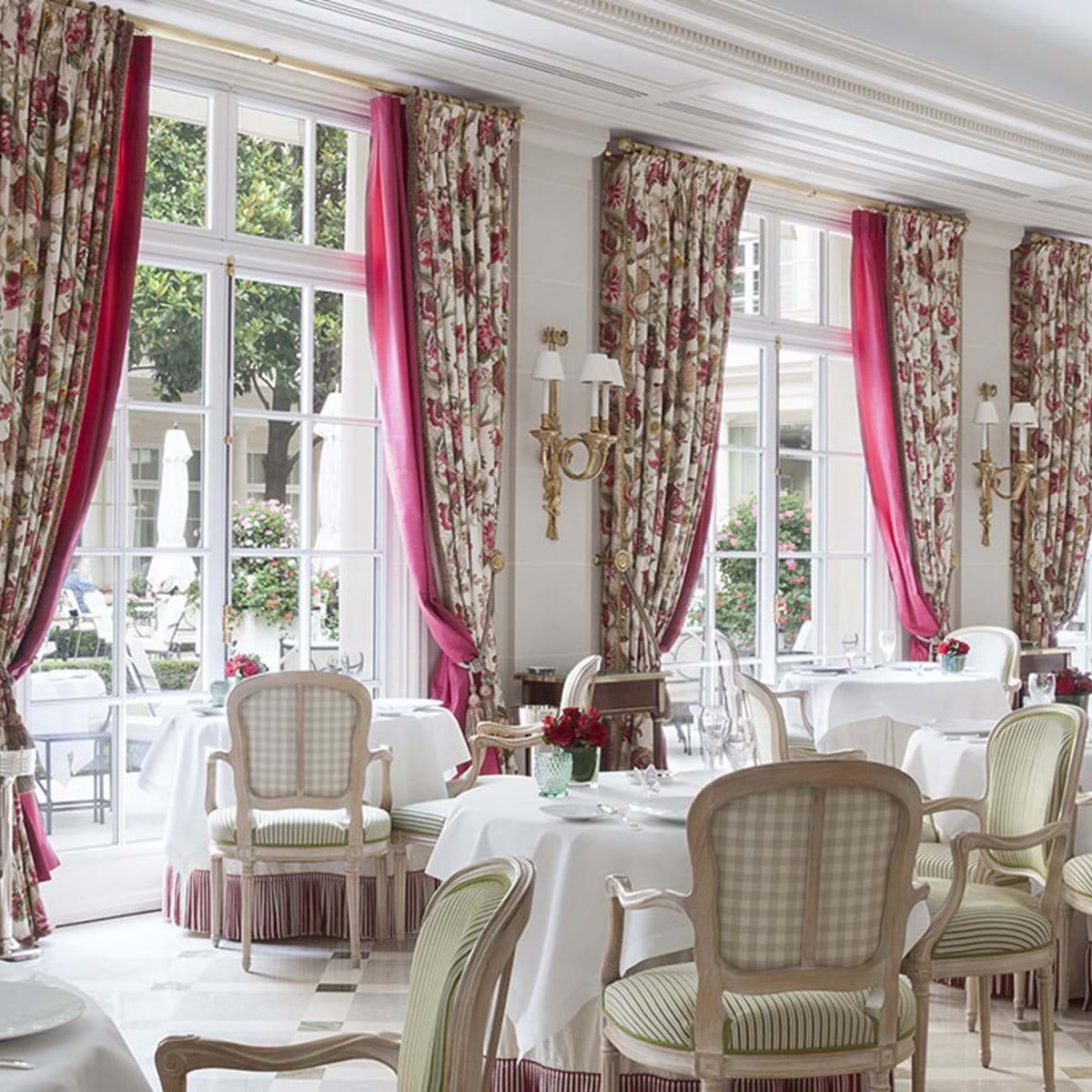 Epicure   3 Michelin Star Restaurant Paris